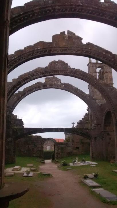 Ruinas de Santa Mariña Dozo