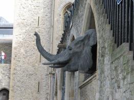 torre londres elefante