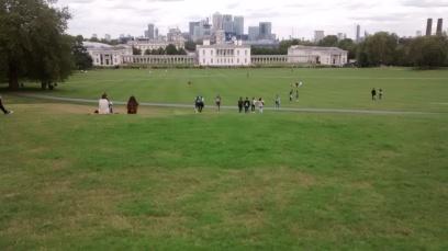 vista panorámica de Greenwich