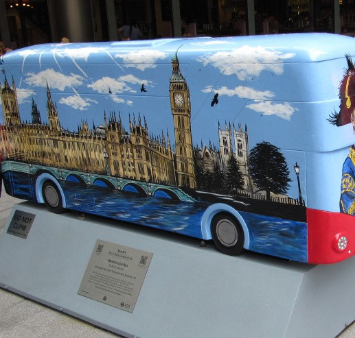 westminster bus