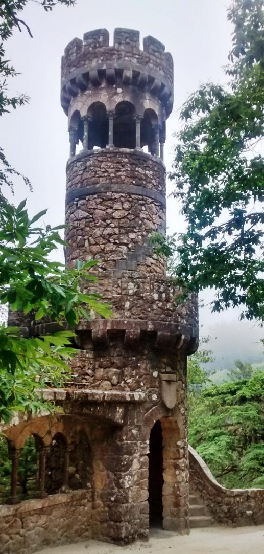 Quinta da Regaleira - torre