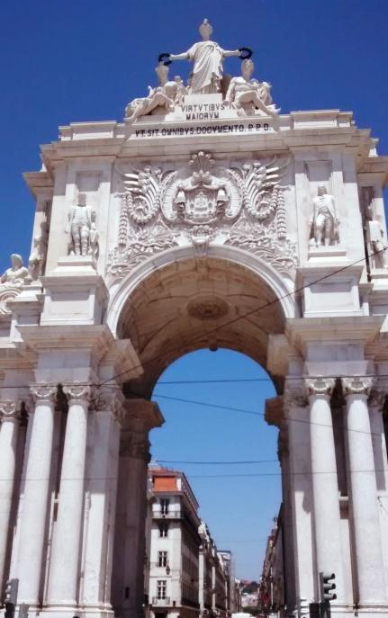 arco triumfal da Augusta