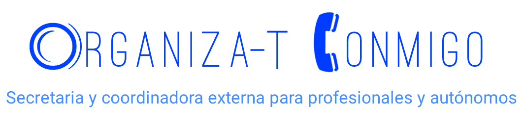 ORGANIZA-T CONMIGO